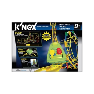 K'Nex Thrill Rides Hot Shot Video Coaster