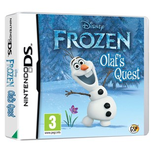 Disney Frozen DS