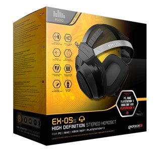 Gioteck EX-05S Universal Wired HD Headset