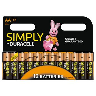 Duracell 12 Pack