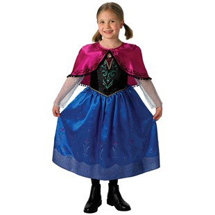 Disney Frozen Anna Dress Up Ages 5-6 Years