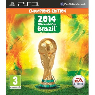 FIFA World Cup Brazil 2014 PS3