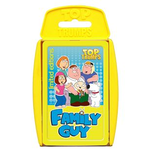 Top Trumps Family Guy