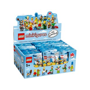 LEGO Minifigure Simpsons 71005 Full Box 60 Packs