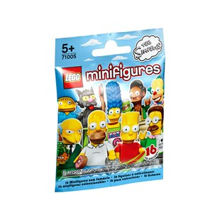 LEGO Minifigure Simpsons Series 71005
