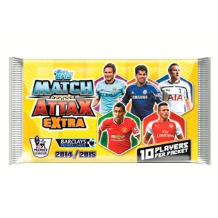 Match Attax Extra 2015 Trading Cards