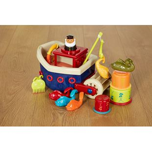 B. Fish n Splish Boat Bath Toy