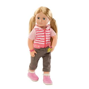 Our Generation Deluxe Dolls Shannon