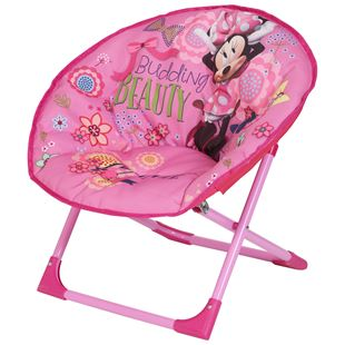 Disney Minnie Mouse Moon Chair