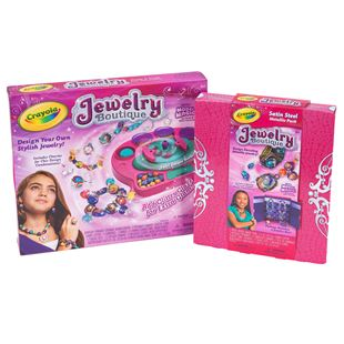 Crayola Model Magic Jewelry Boutique and Mega Pack