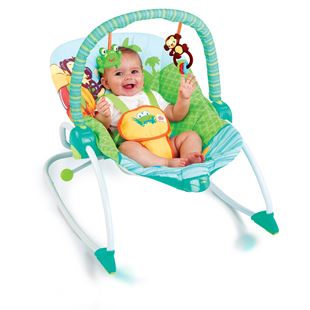 Bright Starts™ Peek-A-Zoo™ Rocker