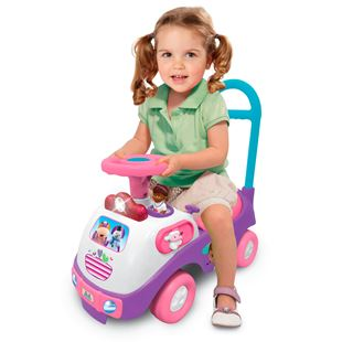 Disney Doc McStuffins My First Ride On