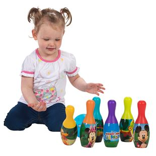 Mickey Mouse Bowling Sets