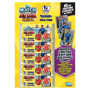 Match Attax Extra 2015 Cards Multipack