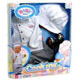 Baby Born Coking Outfit