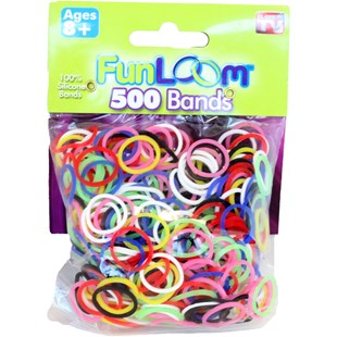 Fun Loom Bracelet Band Refill Pack