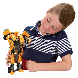 Transformers Leader BumbleBee Figure