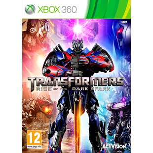 Transformers: Rise of the Dark Spark X360