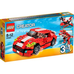 LEGO Creator Roaring Power 31024