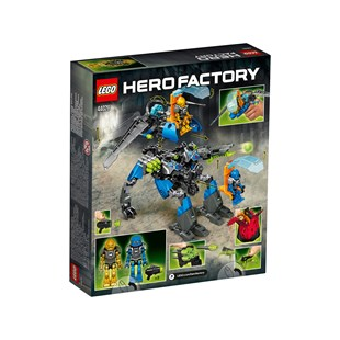 LEGO Hero Factory SURGE & ROCKA Combat Machine 44028