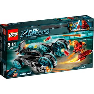 LEGO Ultra Agents Infearno Interception 70162