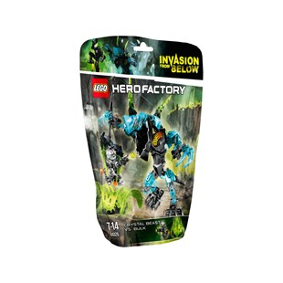 LEGO Hero Factory CRYSTAL Beast vs BULK 44026