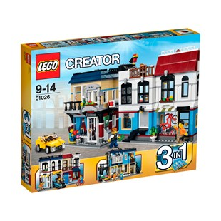 LEGO Creator Bike Shop & Cafe 31026