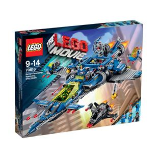 LEGO Movie Bennys Spaceship Spaceship SPACESHIP 70816