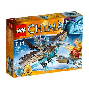 LEGO Chima Vardys Ice Vulture Glider 70141
