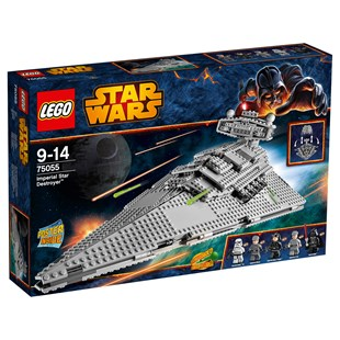 LEGO Star Wars Imperial Star Destroyer 75055
