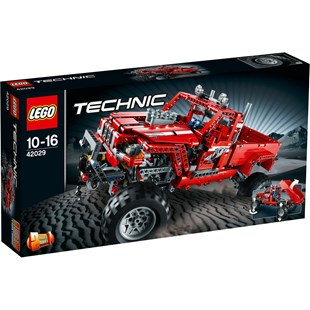 LEGO Technic Customized Pick up Truck 42029