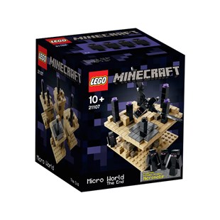 LEGO Minecraft Micro World The End 21107