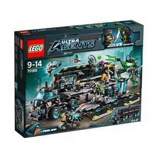LEGO Ultra Agents Mission HQ 70165