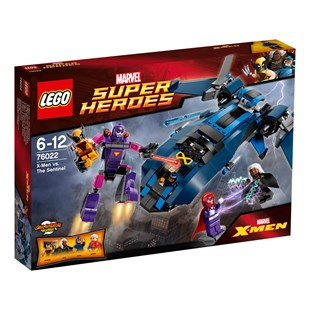 LEGO Superheroes X-Men vs. The Sentinel 76022