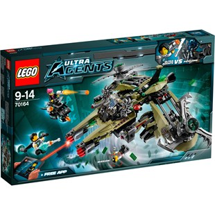 LEGO Ultra Agents Hurricane Heist 70164