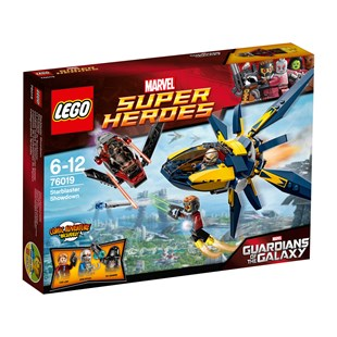 LEGO Superheroes Starblaster Showdown 76019