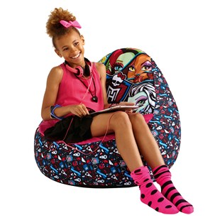 Monsters High Inflatable Chill Chair