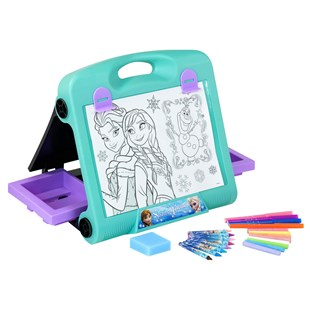 Frozen Travel Art Easel