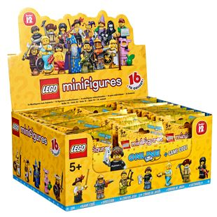 LEGO Minifigures Series 12 Full Cartons 71007