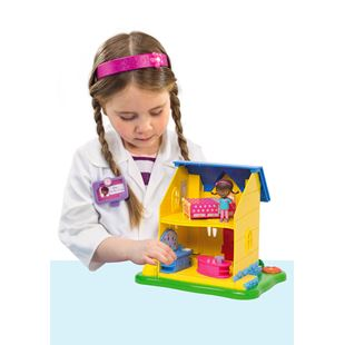 Disney Doc McStuffins Dottie's Clinic Play Set