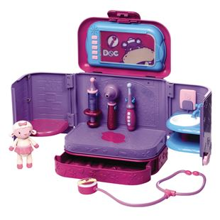 Disney Doc McStuffins Carry Along Clinic