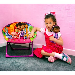 Disney Doc McStuffins Moon Chair