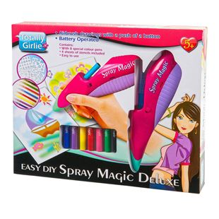 Easy DIY Spray Magic Deluxe Set