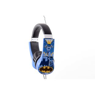 Batman Kids Safe Headphones