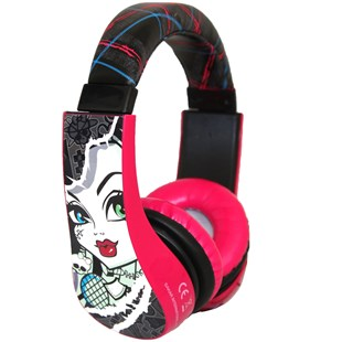 Monster High Kids Safe Headphones