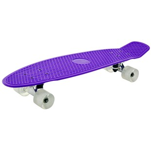 71cm Purple Short Skateboard
