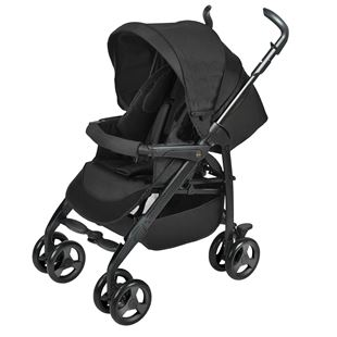 Silver Cross 3D Pushchair Ebony