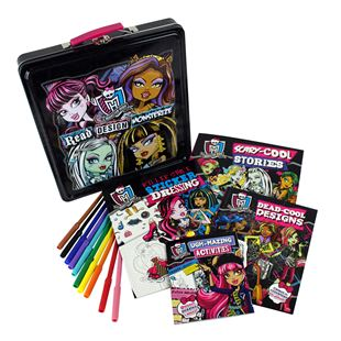 Monster High Deluxe Tin