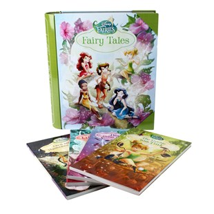 Disney Fairies Book Shaped Tin