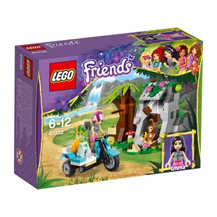 LEGO Friends First Aid Jungle Bike 41032